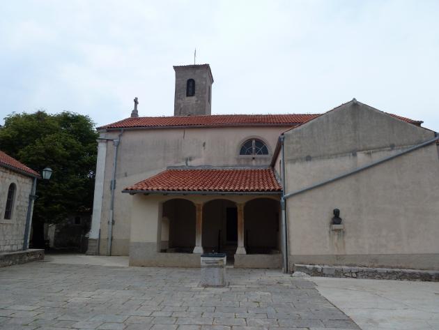 Kostelík v Beli