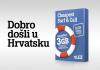 Snadná cesta k mobilnímu internetu v Chorvatsku s Tele2