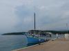 Výlet lodí z Njivice na Cres a městečko Beli + srovnání s jinými trasami