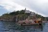 Vrbnik na ostrově Krk: krásná letní dovolená 50 m nad mořem